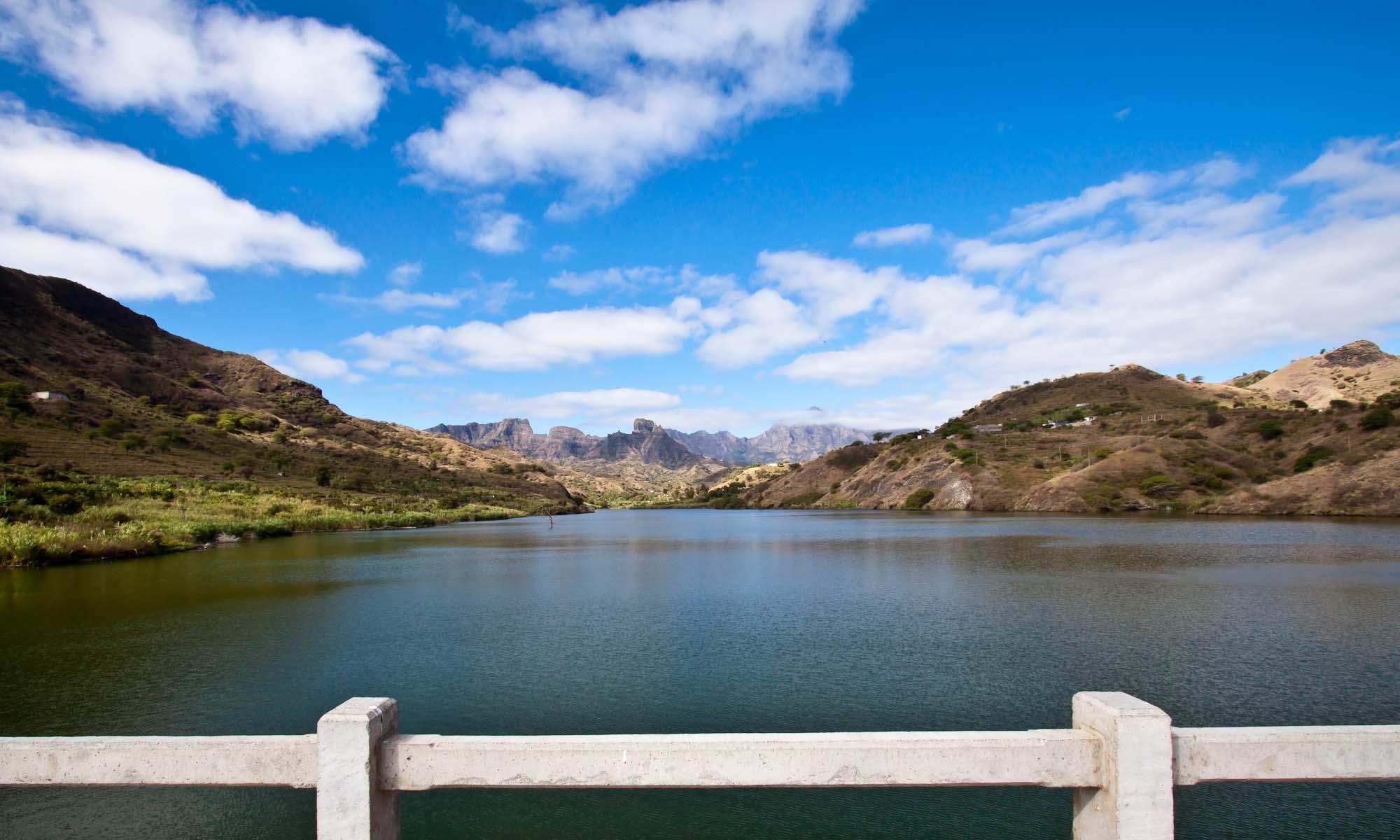 Barragem Poilao