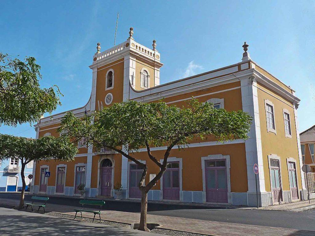 Gemeentehuis Praia