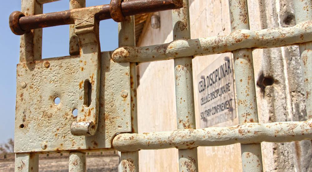 Het concentratiekamp van Tarrafal.