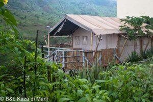 "Eco Safarai Lodge Tent ""Kaza di Marli"""